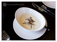 Chilled Potato and Leek Soup | by FCivelloPhotography