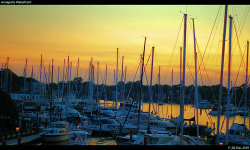 sunset port boat waterfront annapolis soe topseven artofimages bestcapturesaoi