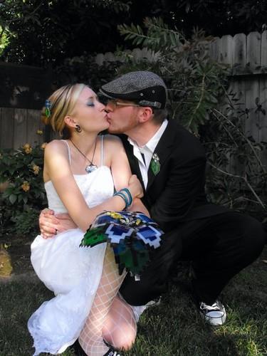 coupleshot3 | by 8bitwedding