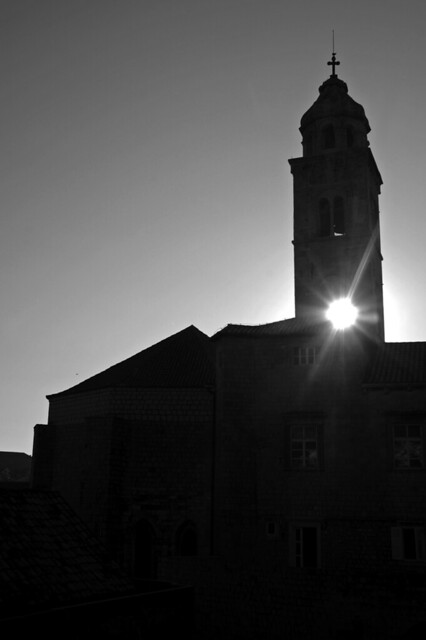 Illuminatio mea, Monestir dominic, Dubrovnik