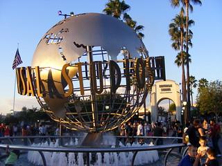 Universal Studios Hollywood entrance | by slasher-fun