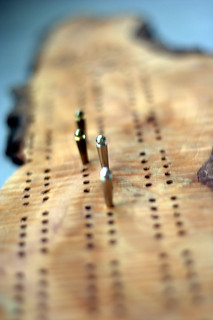 Cribbage Board | by 427