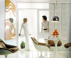 Stylish 70s Interior | by Beautiful Rodney
