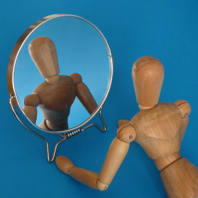 Lo specchio, Woody... e il Filosofo!