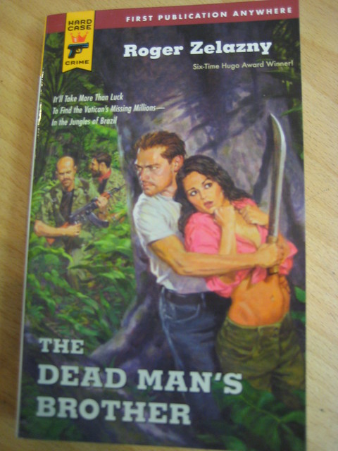 The Dead Man's Brother - Roger Zelazny
