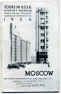 Soviet Union Tourism in Stalin's time, 1936