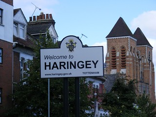 Welcome to Haringey. N15 | by sludgegulper
