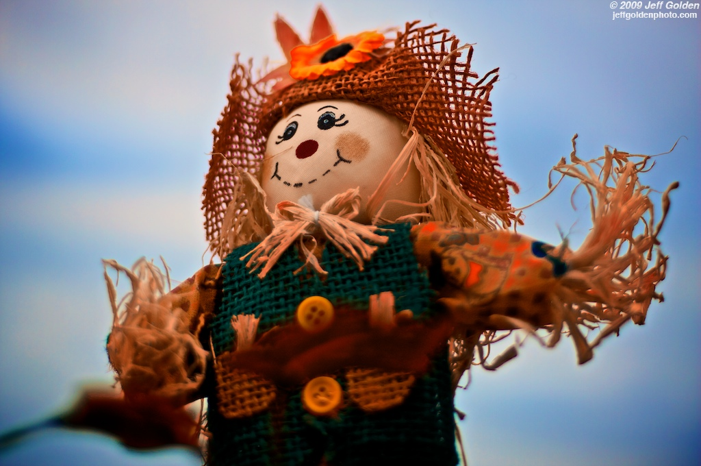 Scarecrow by jeff_golden