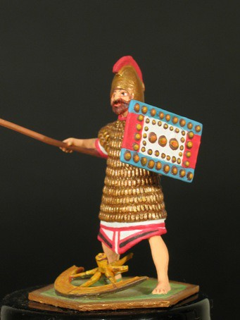 Miniature figures, tin soldiers, toy soldier, historical m