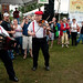 The Jambalaya Cajun Band with D.L. Menard at 2009 Festivals Acadiens et Créoles
