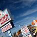Clown Motel - Tonopah, Nevada by Vintage Roadside