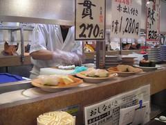 Conveyor belt sushi | by PaulLamere