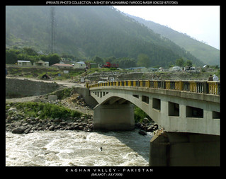 Historical Bridge - Balakot (Pakistan)