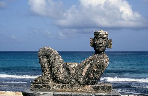 Chac Mool, Cancun