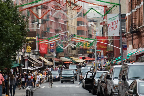 New York - Little Italy | by Alotor