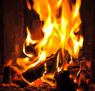 Fireplace | by Antti Merivirta