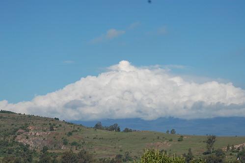 DSC_0127 Gran nubosidad cubrió al Popocatepetl por LAE Manuel Vela