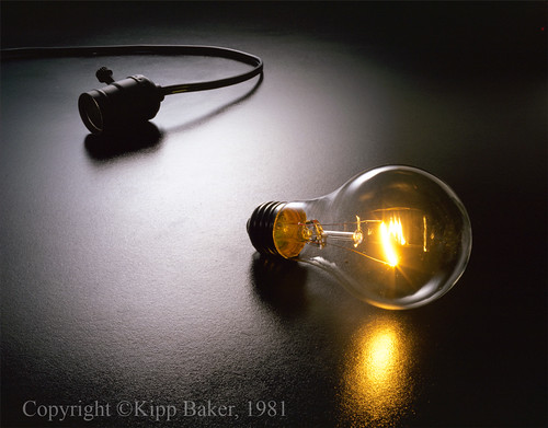 The Big Idea - Light Bulb & Socket | by MrPixure