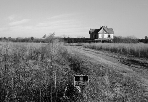 abandoned rural easternshore vacant newchurch pocomoke ruinsdecay