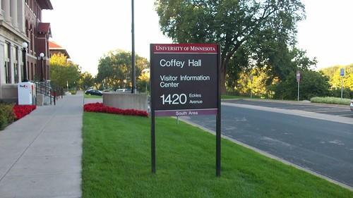 UofM Coffey Hall