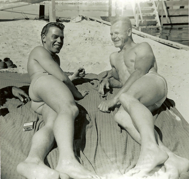 Guys Gone WIld - 1957 Style in California