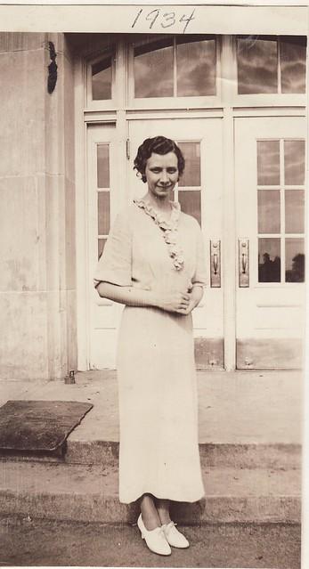 Crystal Melvina Peterson 1934
