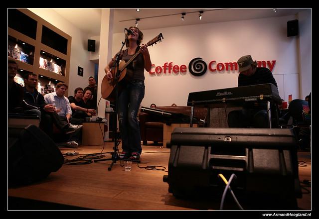 Marike Jager@Eurosonic 2009 (Coffee Company)