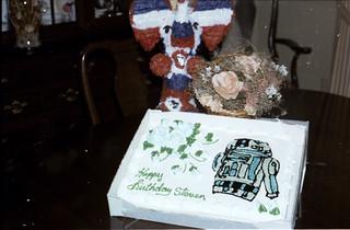 1980-09 - Jedi Party Cake