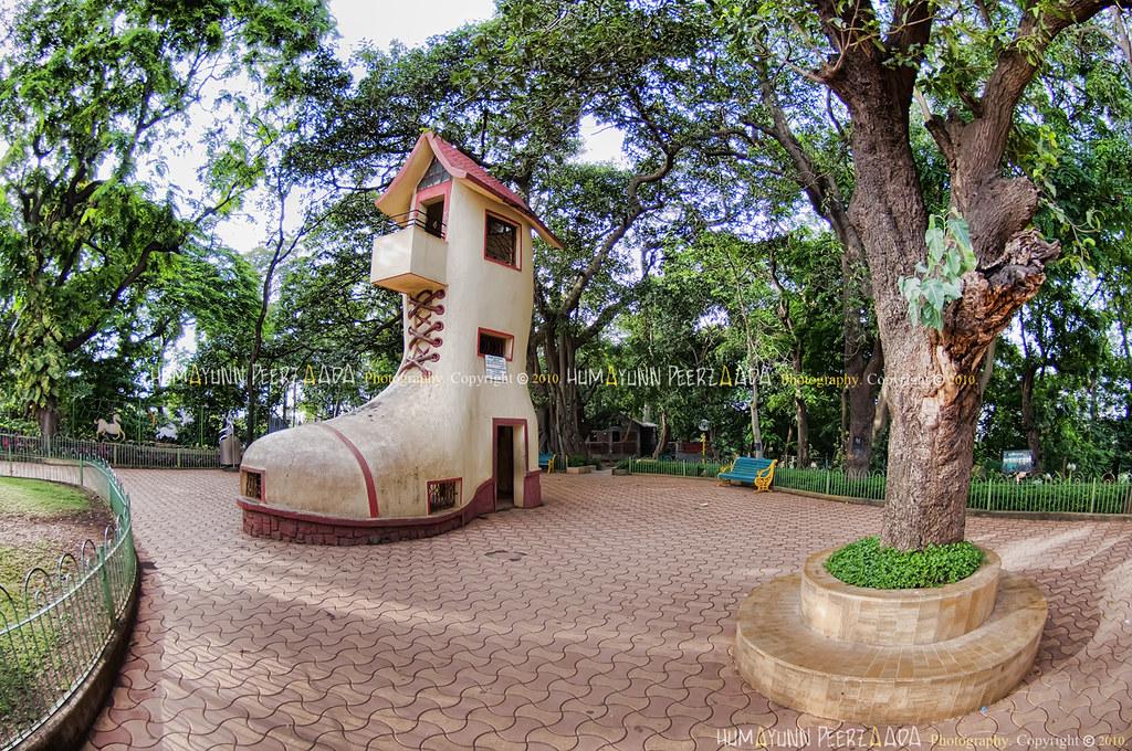 The Boot House Hanging Gardens Malabar Hill Mumbai Mah Flickr