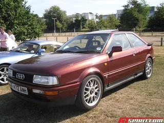Audi Coupe Quattro 20V | by daveoflogic