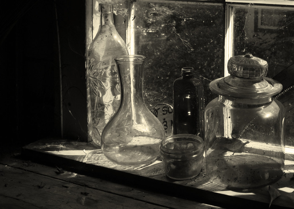 Glass, 2 by *CA*