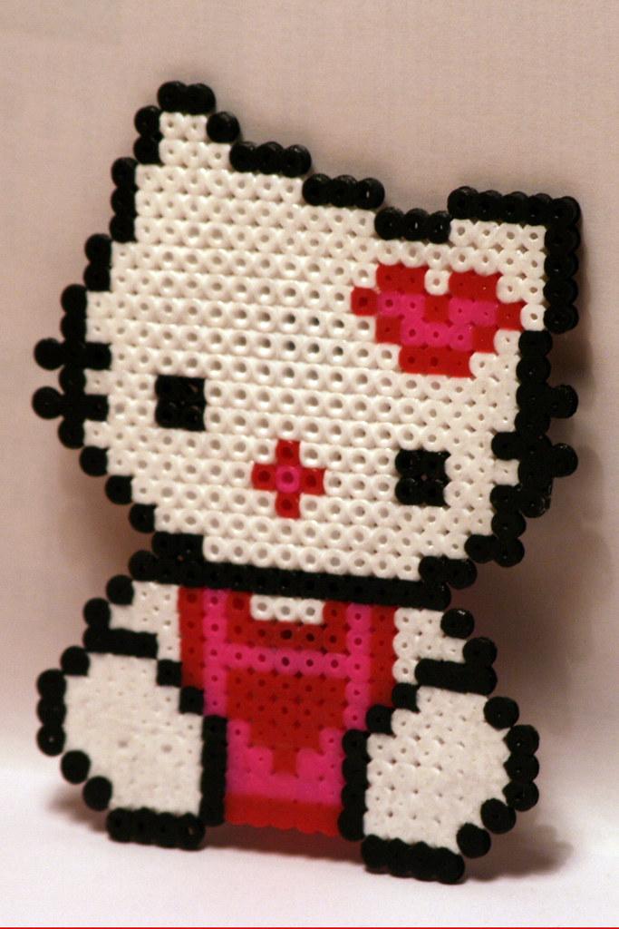 Best Of Pixel Art Hello Kitty @KoolGadgetz.com