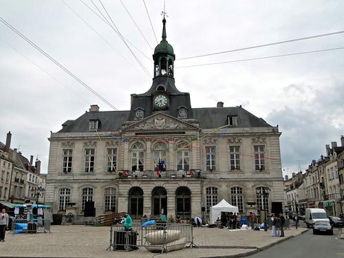 Hôtel de ville de Chaumont | by Alexandre Prevot