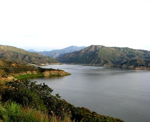Piru Lake