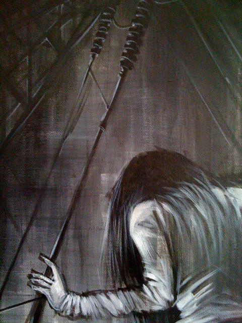 pylon - 'untitled' - detail