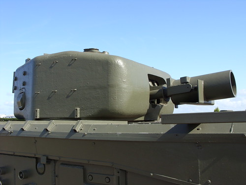 Churchill Tank - Lion sur Mer