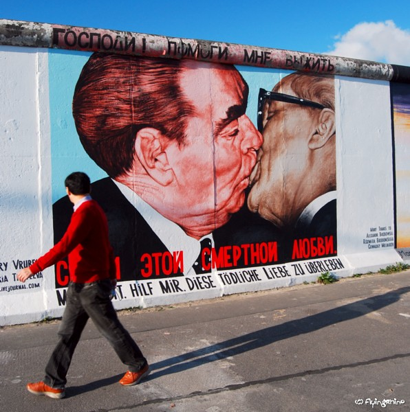 East Side Gallery - Lethal love