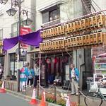 [天祖神社]常盤台銀座商店街