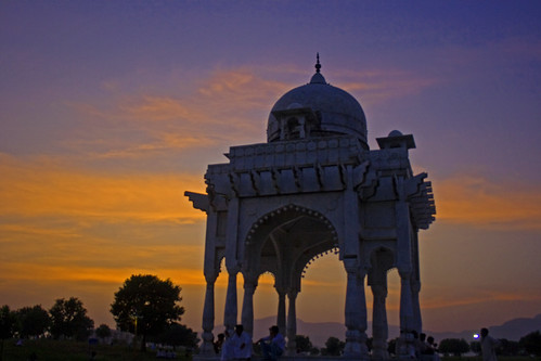 pakistan sunset nature capital islamabad ict baradari f9park fatimajinnahpark federalcapital islamabadthebeautiful