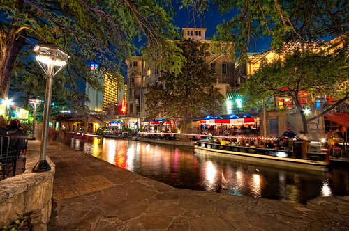 Friday Night Riverwalk | by Definitive HDR Photography