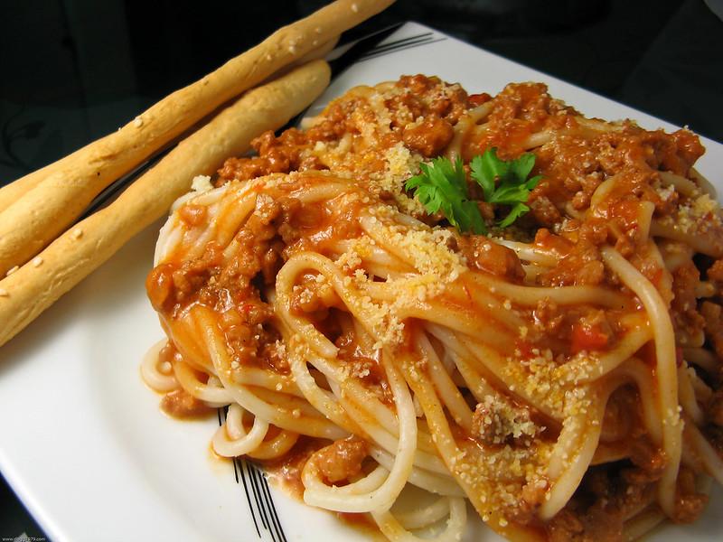 Lutong Bahay - Bolognese Spaghetti