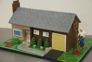house cake toronto | by www.fortheloveofcake.ca
