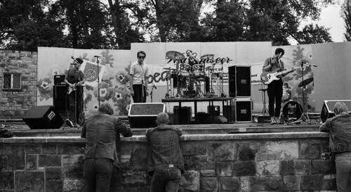 "Live ""Beat Inn"" Freilichtbühne Berlin-Weissensee am 31.07.1988<br>Foto © Stefan Mai"
