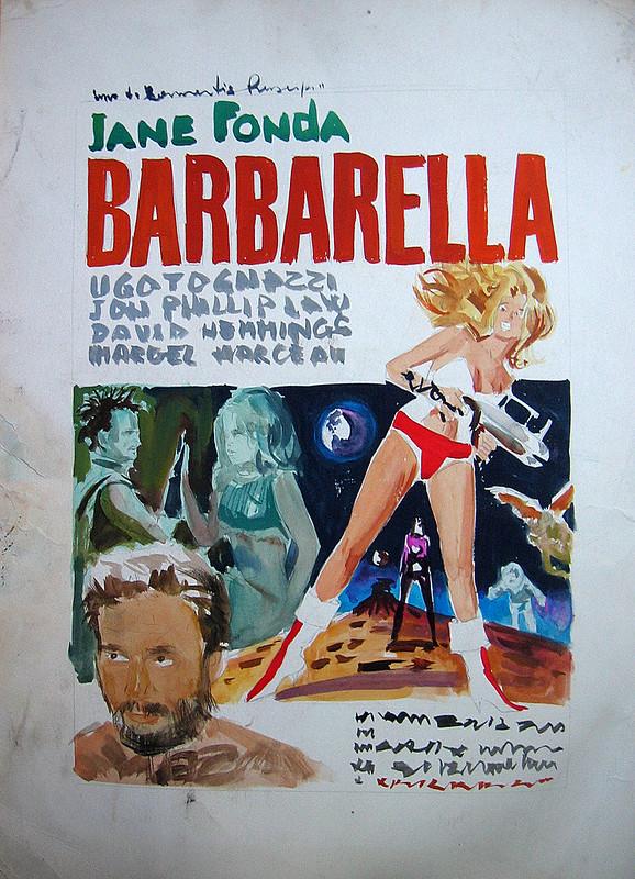 BARBARELLA-B2