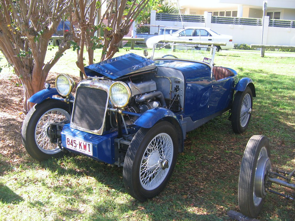 1928 Alvis S C Front Wheel Drive 2014 Left Australia S Flickr