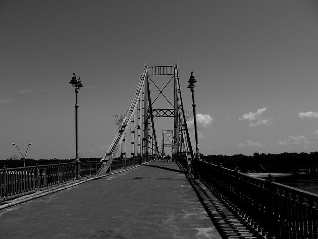The Bridge to Trukhanov Island