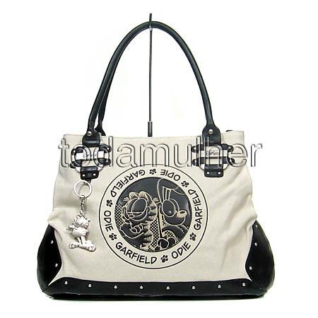 3488df111 G9D105PT - Bolsa GARFIELD coleção ACTIVE preta - Lançamento primavera/verão  2010!