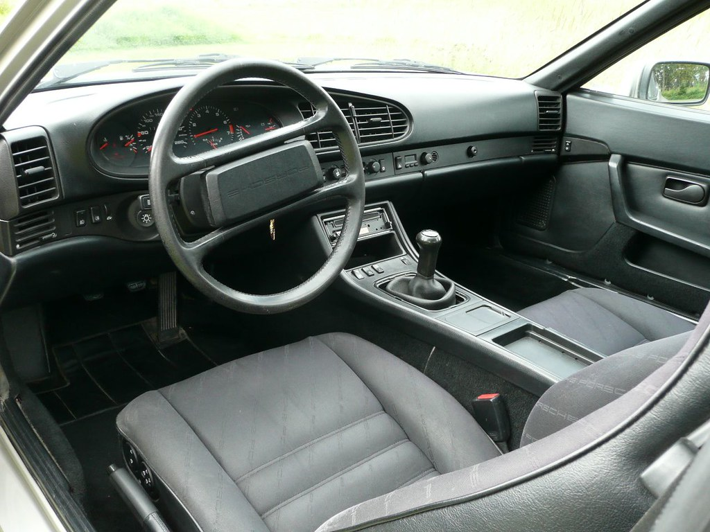 Porsche 944 Turbo 951 85 Interior Joakim Piejko Flickr