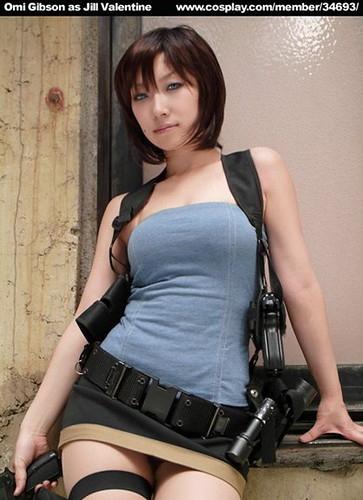 Resident Evil Cosplay Jill Valentine Resident Evil 3 Nemi