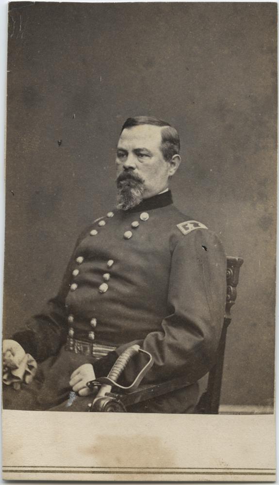 Gen. I. McDowell